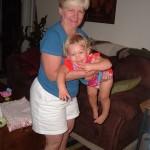 Mom & Bayliee