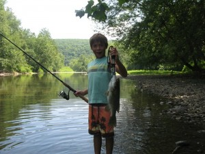 Western pa fishing report fish pittsburgh for Poor richard s fishing report