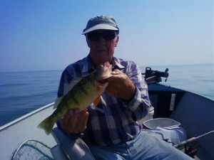 Northwest pennsylvania fishing report 9 5 11 fish pittsburgh for Poor richard s fishing report