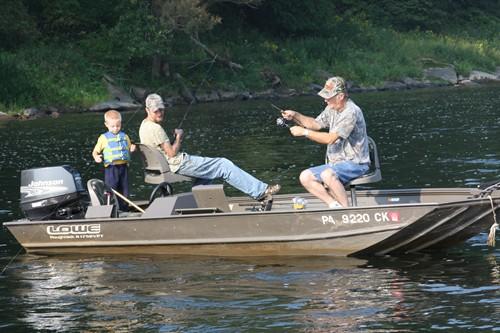 Northwest pennsylvania fishing report 9 5 11 fish pittsburgh for Fishing in pittsburgh