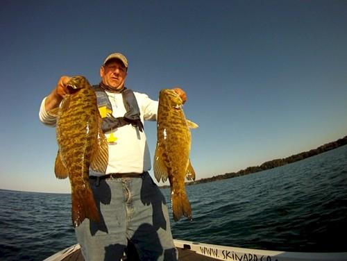 Northwest pennsylvania fishing report 10 10 11 fish for Presque isle bay fishing report