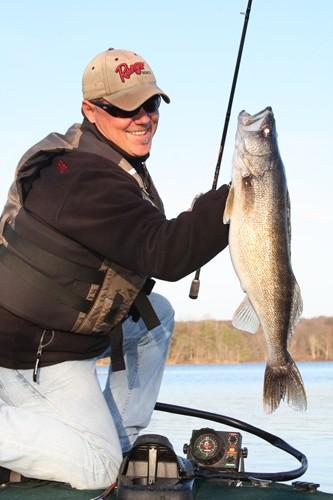 Northwest pennsylvania fishing report 11 28 11 fish for Pymatuning fishing report