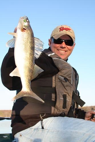 Northwest pennsylvania fishing report 11 21 11 fish for Pymatuning fishing report