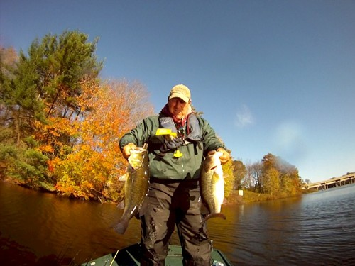 Northwest pennsylvania fishing report 10 31 11 fish for Lake wilhelm fishing